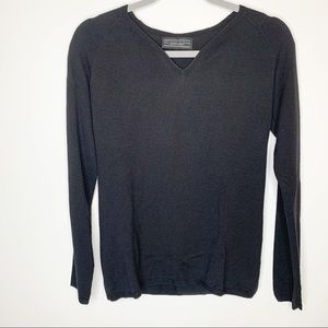 Dale of Norway Casual Collection Black Sweater L